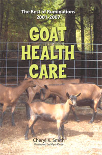 Goat Health Care Front Cover